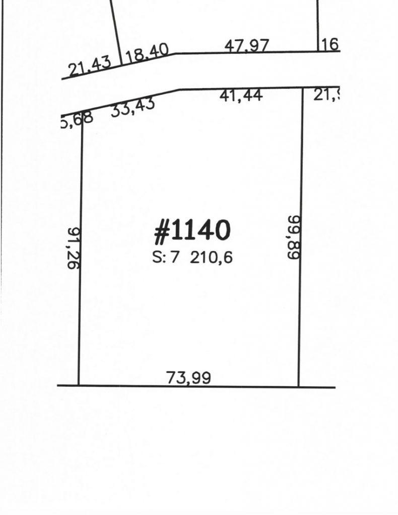 Terrain 1140-14