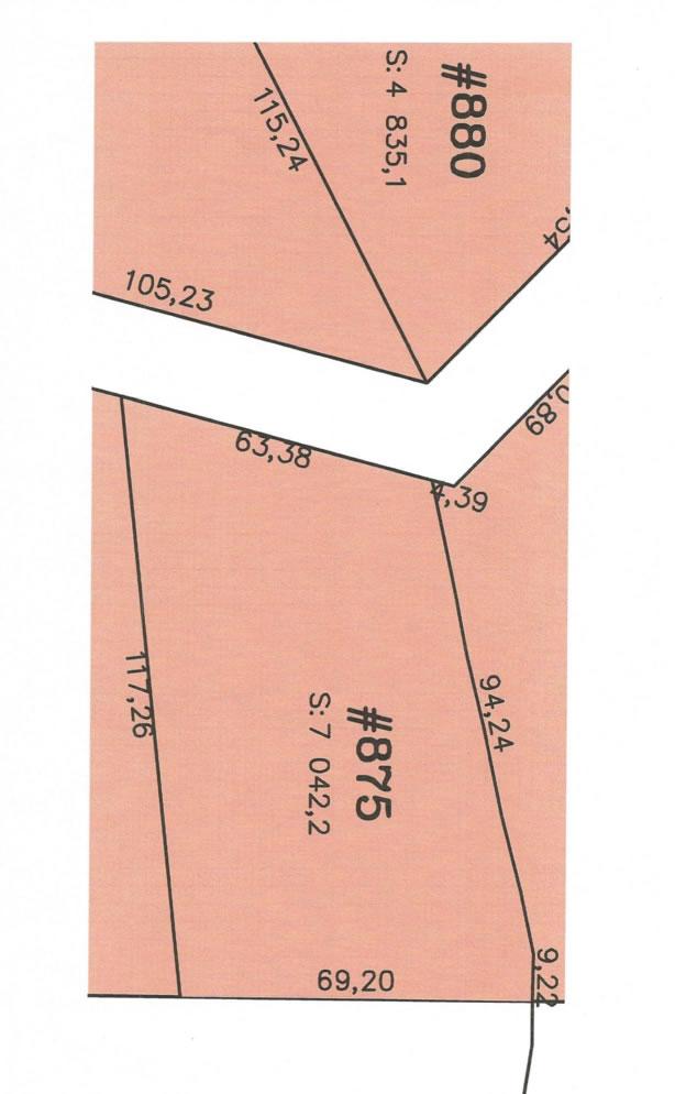 Terrain 875-14